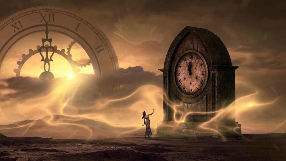 El reloj espiritual nunca suena a destiempo