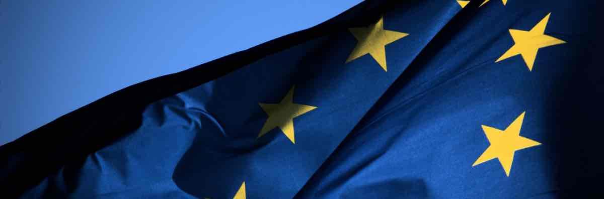 Bandera de la Comunidad Economica Europea