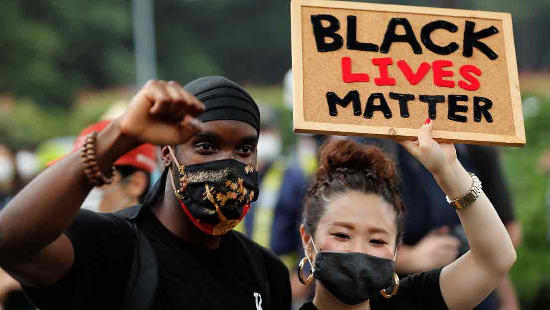 Black Lives Matters - Kim Kyungh-Hoon - Reuters