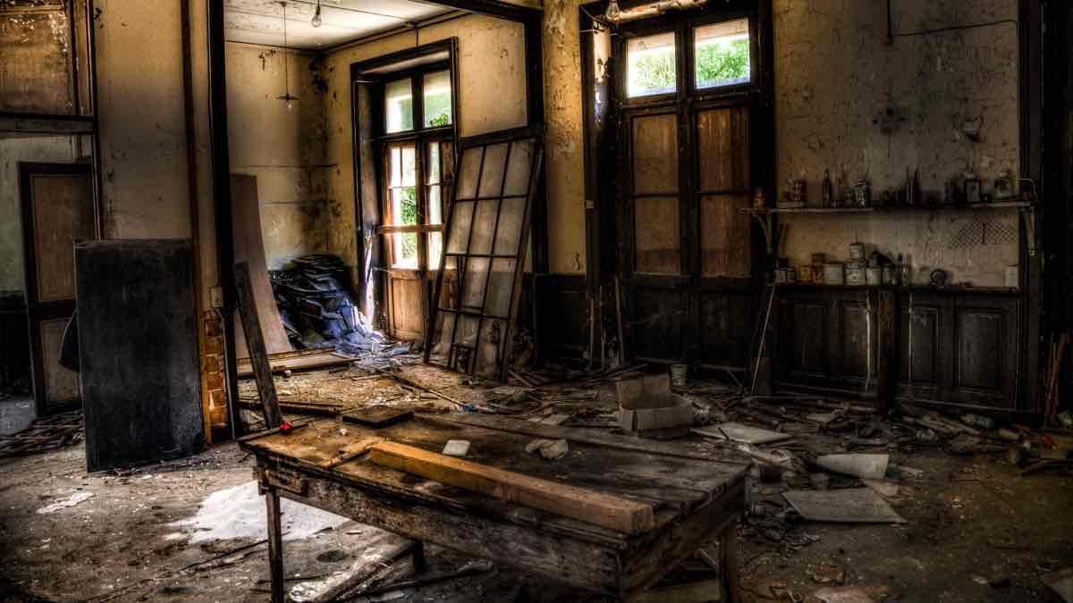 Demoler primero y reconstruir despues