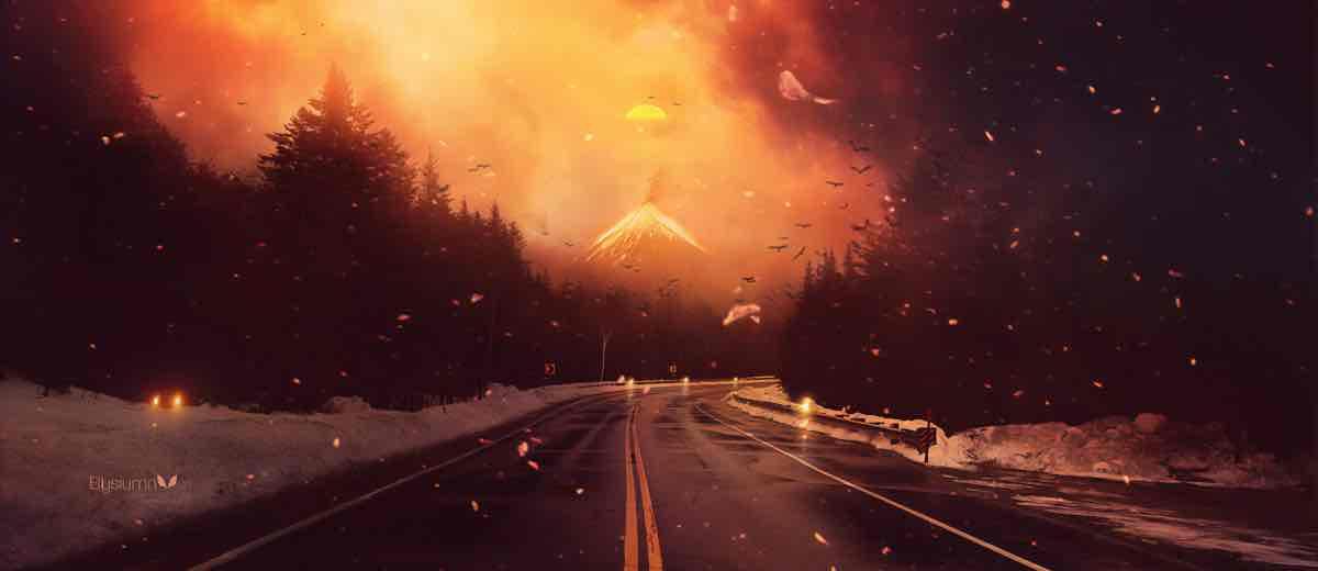 Erupciones volcanicas durante el 2020