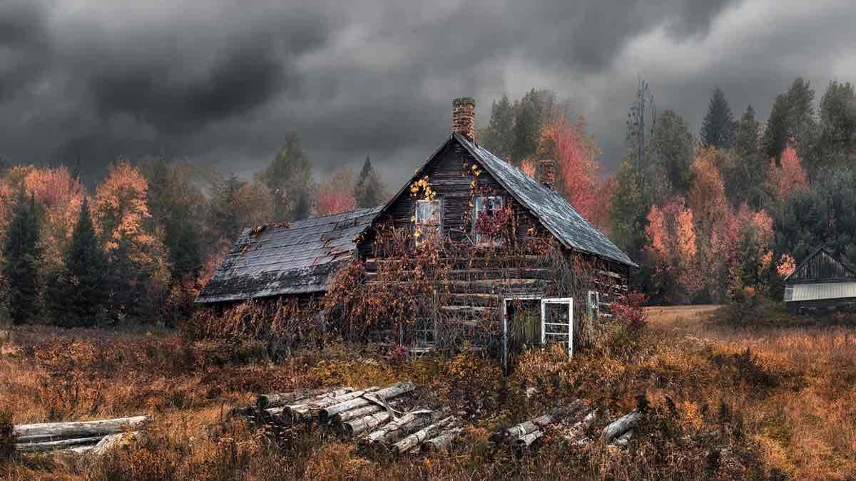 Mi antiguo hogar