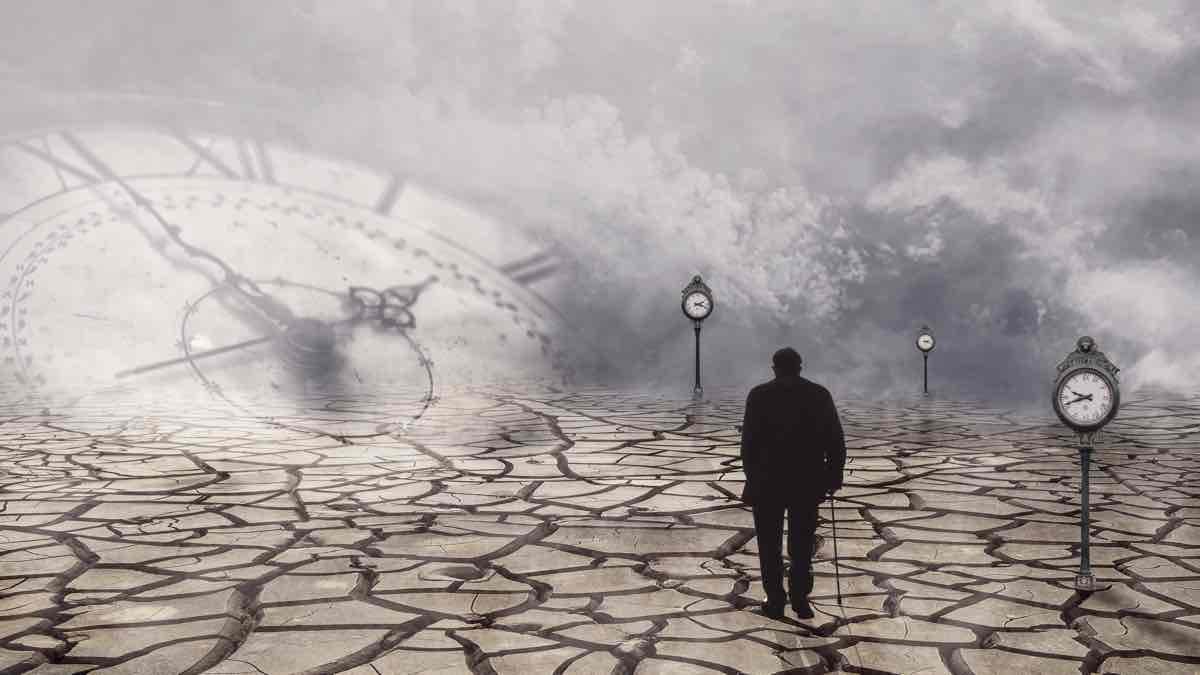 El mecanismo espiritual del olvido