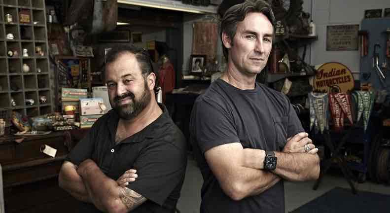 Frank y Mike Cazadores de Tesoros