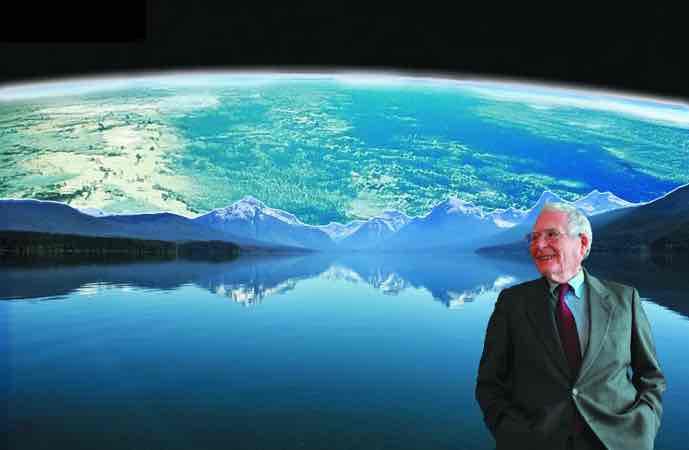 James Lovelock La teoria de Gaia